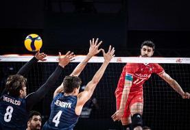 ایران ۳- ۰ آمریکا / غرش یوزهای ایرانی مقابل آمریکا