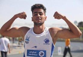 تست کرونای دونده المپیکی ایران مثبت شد