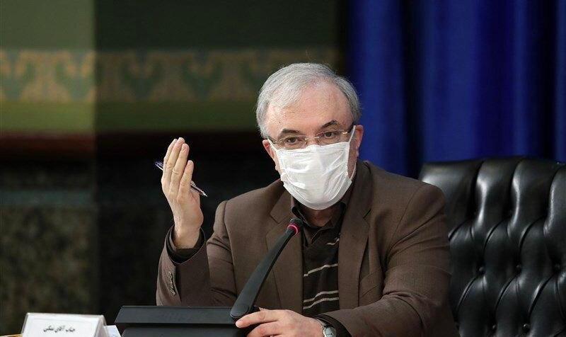 وزیر بهداشت: قرار نبود واکسن بیاوریم، مجبور شدیم