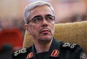 سردار باقری انتصاب «فرمانده نیروی هوایی ارتش» را تبریک گفت