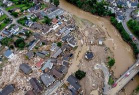 Photos: Deadly floods ravage Germany, other parts of Western Europe