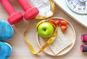 ۷ اشتباهی که برای کاهش وزن مرتکب میشویم