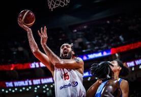 بسکتبال المپیک شوکه میشود؟/ ایران و طلسم ۷۳ ساله!