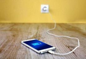 چگونه گوشی موبایل را شارژ کنیم تا عمر باتری افزایش یابد؟