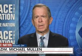 Ex-Joint Chiefs Chairman Mike Mullen: 'Incredibly disturbing' that military leadership ...