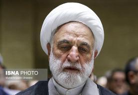 پیام تسلیت حجتالاسلام محسنی اژهای برای درگذشت ابوالزوجه رئیس دفتر مقام معظم رهبری