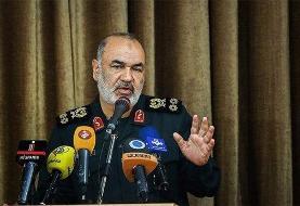 قول قاطع فرمانده کل سپاه به مردم خوزستان