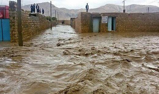 سیل در ۱۵ استان ایران: شمار فوتیها سیل ایران به ۸ تن رسید