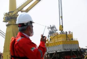 آغاز صادرات نفت ایران از دریای عمان
