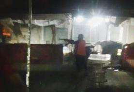 یک کشته و ۱۴ زخمی در اعتراضات ایذه خوزستان