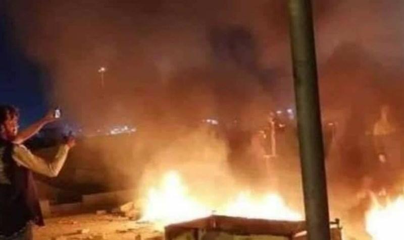 هشدار دادستانی به افراد مسلح همراه معترضین/ ادامه تظاهرات در  مسجد سلیمان، سوسنگرد، ایذه، الهایی، برومی