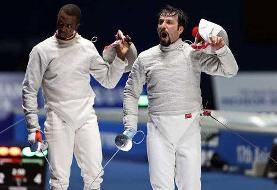 ایران مدال شمشیربازی المپیک را میگیرد؟