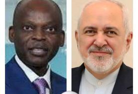 تماس تلفنی وزیران خارجه ایران و توگو