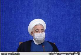 روحانی: اگر قانون مجلس جلوی ما را نگرفته بود قبل از عید نوروز تحریم را برداشته بودیم