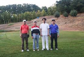 عضویت افتخاری یک کرهای در فدراسیون گلف