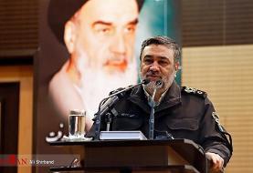 فرمانده نیروی انتظامی: خوزستانی ها همیشه ثابت کردهاند که صفشان از آشوبگران جداست