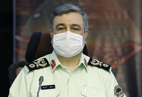 درخواست فرمانده نیروی انتظامی از مردم خوزستان | رویکرد پلیس آرامسازی است