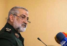 تسلیت سخنگوی نیروهای مسلح در پی شهادت مدافع نظم و امنیت