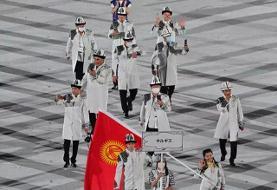 ۳ کشوری که تنها یک پرچمدار در افتتاحیه داشتند!