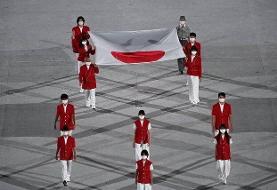 افتتاحیه المپیک ۲۰۲۰ توکیو /عکس