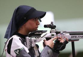 دختران تیرانداز ایران به فینال المپیک نرسیدند