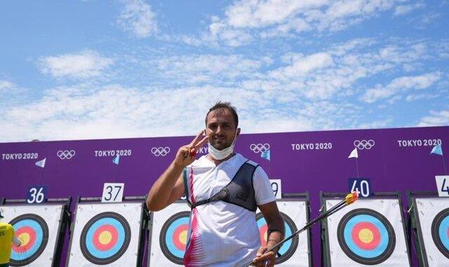 میلاد وزیری بین ۶۴ کماندار المپیکی در جایگاه ۶۳ قرار گرفت!