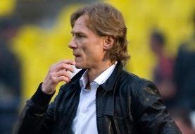 سرمربی جدید تیم ملی فوتبال روسیه انتخاب شد