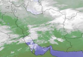 هواشناسی: رگبار پراکنده در شمال و جنوب کشور