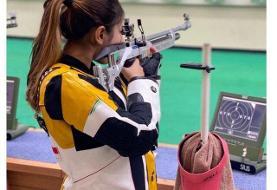 سی و پنجمی شاگرد اینانلو در تفنگ بادی المپیک