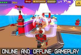 دانلود بازی اکشن نبرد روبات های زره پوش اندروید (+مود)
