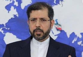 وزارت خارجه: بیانیه کمیسر عالی حقوق بشر درباره وقایع اخیر خوزستان تاسف بار است