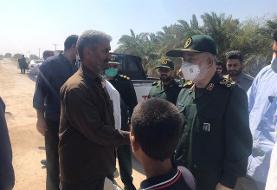 ۱۵۰ تانکر ثابت آب در روستاهای خوزستان تعبیه شده است