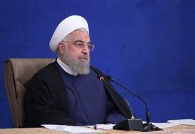 ببینید | روحانی: بخشی از مشکلات مردم خوزستان در روزهای گذشته حل شد