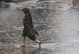 استانی که تابستان امسال ۴۵ برابر زمستان بارش داشت
