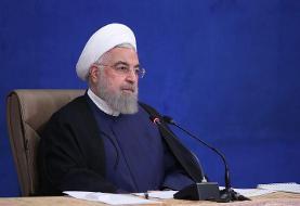 روحانی: نمیتوانیم آب سد را برای خوزستان رها کنیم، امیدواریم خداوند رحمتش را نازل کند