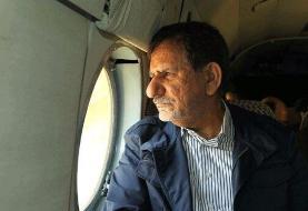 ببینید   بازدید هوایی جهانگیری از مناطق دچار بحران آب در خوزستان
