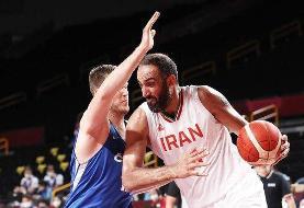 شکست تیم ملی بسکتبال ایران مقابل جمهوری چک