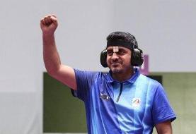 فروردین کسب اولین مدال طلای المپیک ایران در توکیو را تبریک گفت