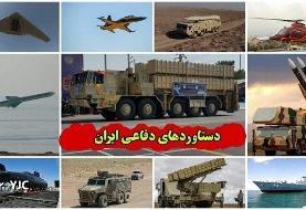 تصاویر | اهداف پنهان دشمن با این فناوری ایران شناسایی و کشف میشود