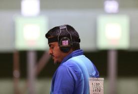 تیراندازی المپیک ۲۰۲۰؛ جواد فروغی فینالیست شد