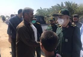 سردار سلامی: دستور الحاق تانکرهای جدید آبرسانی صادر شد / تا پایان تنش آبی در منطقه میمانیم