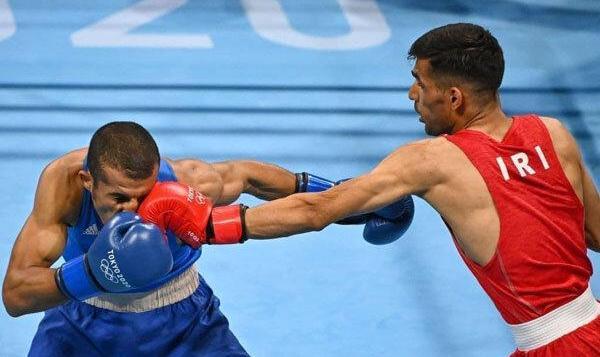 «شه بخش» مبارزاتش در المپیک را با پیروزی آغاز کرد