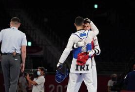شانس میرهاشم حسینی برای مدال برنز المپیک
