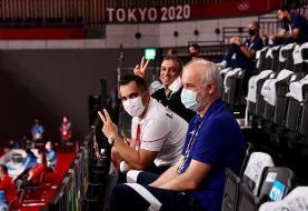 افروزی: به قوانین ژاپن احترام میگذاریم/ مصدومیت موسوی جدی نیست