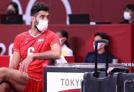 انتقاد محمد موسوی از زمان بد بازی ایران در المپیک