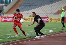 گلمحمدی: هیچ وقت چنین استرسی نداشتم/ عبدی یک بازیکن فرصت طلب است