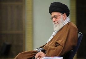 رهبری درگذشت علیرضا تابش را تسلیت گفت