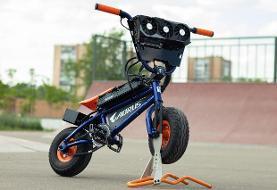 اکسو گیگا بایک؛ معرفی نخستین دوچرخه گیمینگ جهان! (+فیلم و عکس)