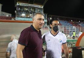 الهامی: استقلال یکی از بهترین تیمهای آسیاست/ شرمنده هواداران هستم