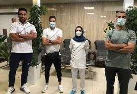 تیم دوومیدانی ایران در راه توکیو/ تست کرونای پیرجهان مثبت شد
